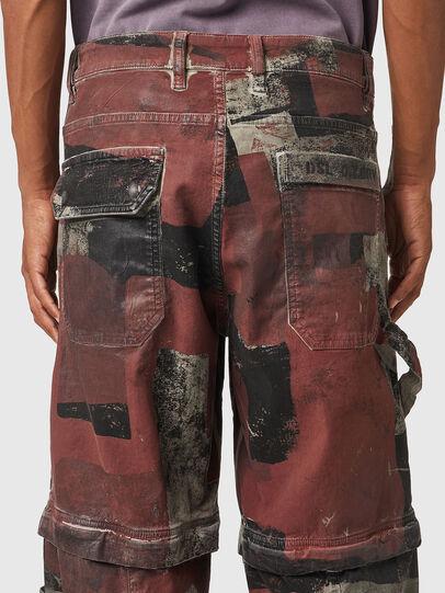Diesel - D-Multy JoggJeans® 0CEAM, Pink/Black - Jeans - Image 4