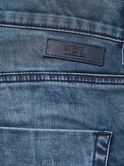 Diesel - Krailey JoggJeans 069NZ, Medium blue - Jeans - Image 4