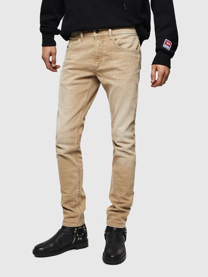 Diesel - Thommer 0890E, Light Brown - Jeans - Image 1