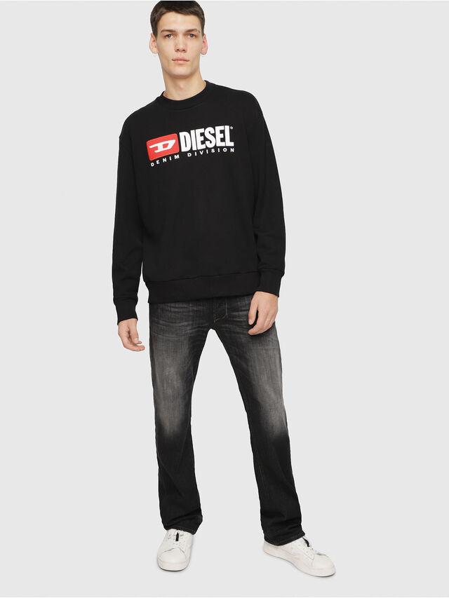 Diesel - Larkee 087AM, Black/Dark grey - Jeans - Image 4