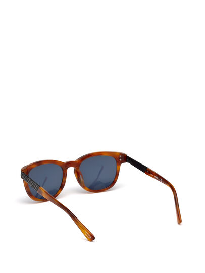 Diesel - DL0237, Light Brown - Sunglasses - Image 2