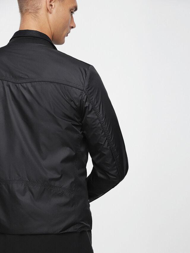 Diesel J-MIRIKO, Black - Jackets - Image 4