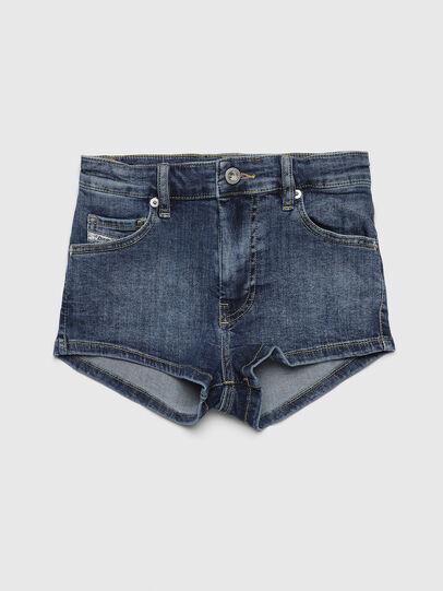 Diesel - PGINGHER, Dark Blue - Shorts - Image 1