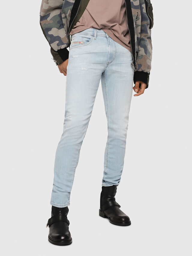 Diesel - Thommer 081AR, Light Blue - Jeans - Image 1