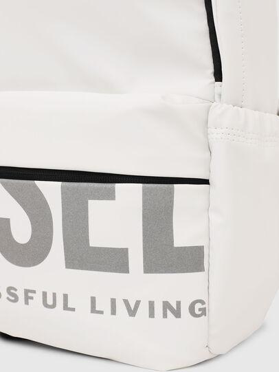 Diesel - F-BOLD BACK III, White - Backpacks - Image 5