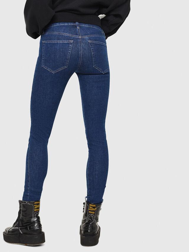 Diesel - Slandy 082AA, Medium blue - Jeans - Image 2