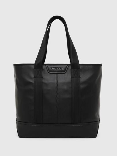 Diesel - LUPARY, Black - Shopping and Shoulder Bags - Image 1