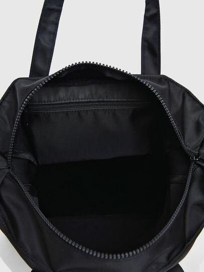 Diesel - BBAG-TOTE, Black - Beachwear accessories - Image 3