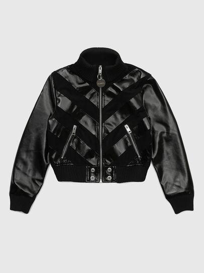 Diesel - JEMIRI, Black - Jackets - Image 1