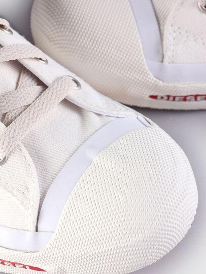 Diesel - EXPOSURE LOW, Antique White - Sneakers - Image 4