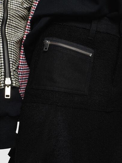 Diesel - O-BRYEL-A, Black - Skirts - Image 5