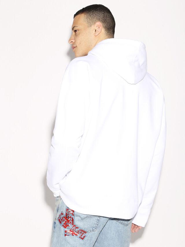 Diesel - DEIS-SHOOD, White - Sweaters - Image 5