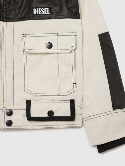 Diesel - JKENDY, White/Black - Jackets - Image 3