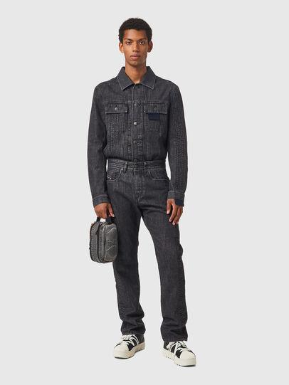 Diesel - D-Viker 0AFAF, Black/Dark grey - Jeans - Image 6