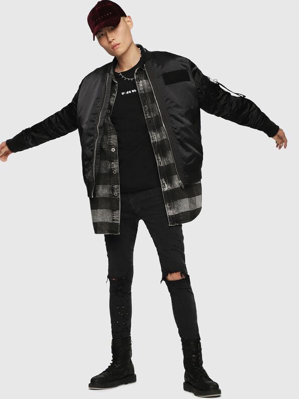 J-SOULY, Bright Black - Jackets