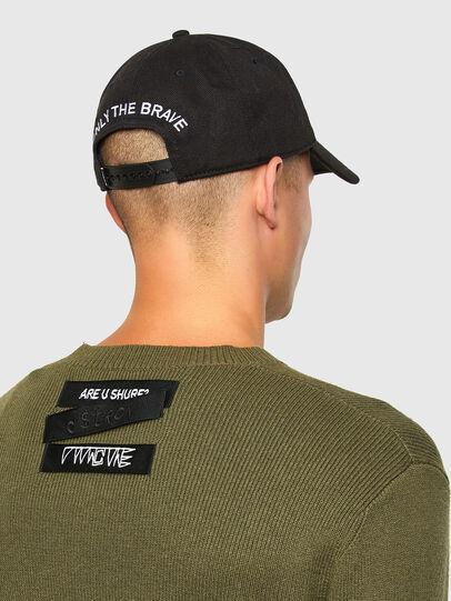 Diesel - K-AARON, Military Green - Knitwear - Image 3
