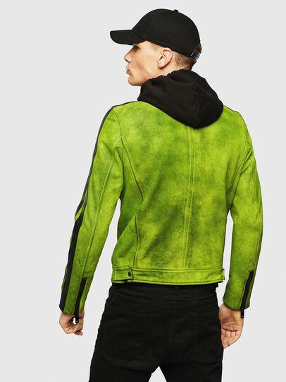 Diesel - L-BOY-A,  - Leather jackets - Image 2
