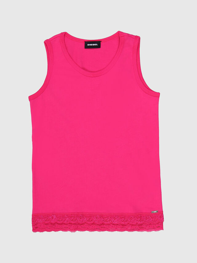 Diesel - TAPUL, Hot pink - T-shirts and Tops - Image 1