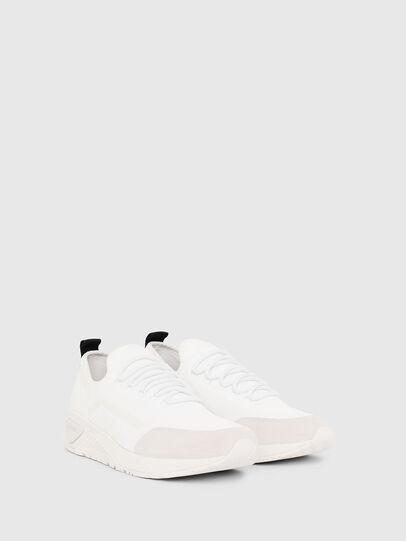 Diesel - S-KBY STRIPE, White - Sneakers - Image 2