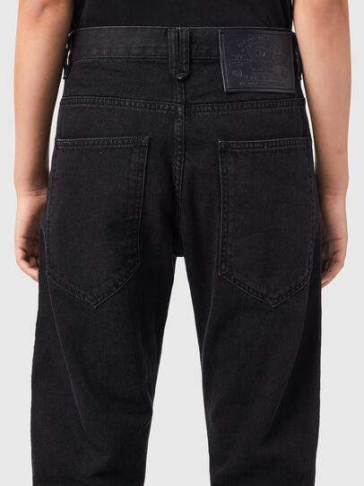 Diesel - D-Plata 09B47, Black/Dark grey - Jeans - Image 4