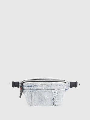 ADRIA, Grey Jeans - Belt bags
