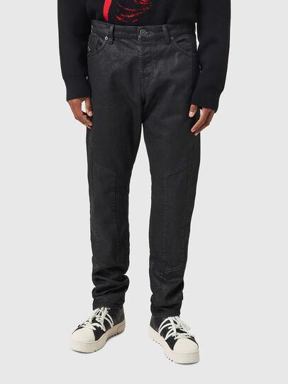 Diesel - D-Kras 0BFAX, Black/Dark grey - Jeans - Image 1