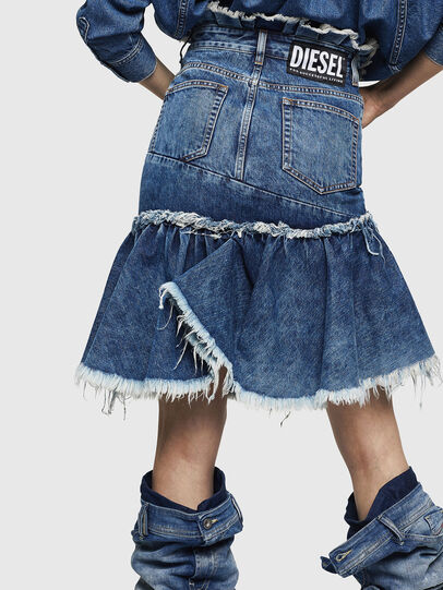 Diesel - DE-ALAYNA,  - Skirts - Image 2