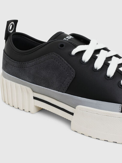 Diesel - S-MERLEY LOW, Black - Sneakers - Image 4