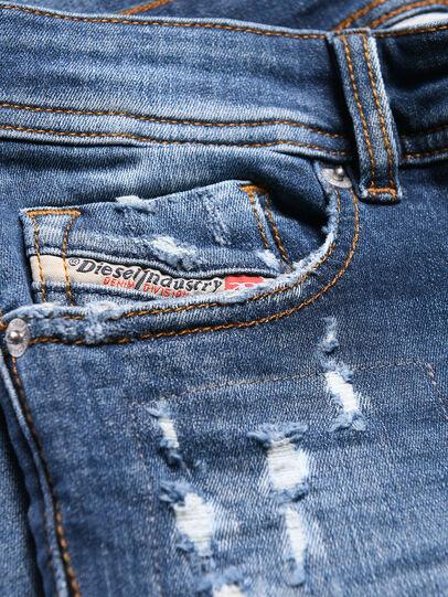 Diesel - SLEENKER-J-N JOGGJEANS, Blue Jeans - Jeans - Image 3