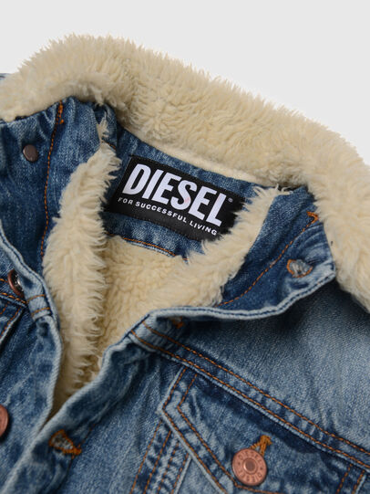 Diesel - JRESKY, Light Blue - Jackets - Image 3