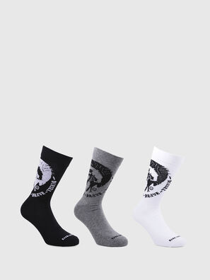 SKM-RAY-THREEPACK, Multicolor - Socks