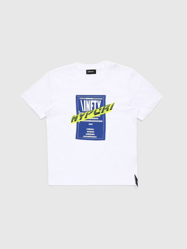 TJUSTY7, White - T-shirts and Tops