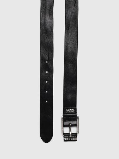 Diesel - B-19SEL-78, Black - Belts - Image 3
