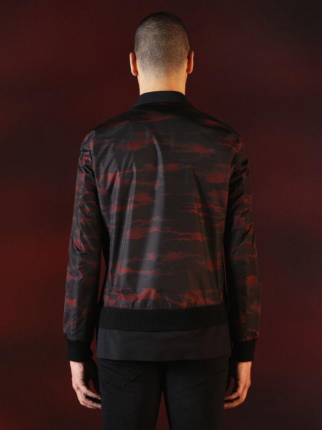 DVL-JACKET-SPECIAL COLLECTION, Black