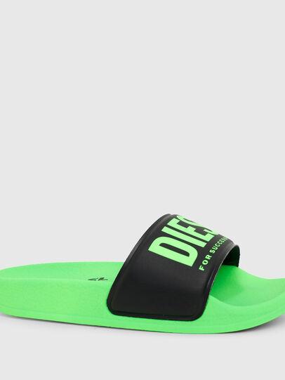 Diesel - SA-MAYEMI CH, Green/Black - Footwear - Image 4