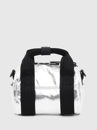 Diesel - F-BOLD MINI, Silver - Satchels and Handbags - Image 2