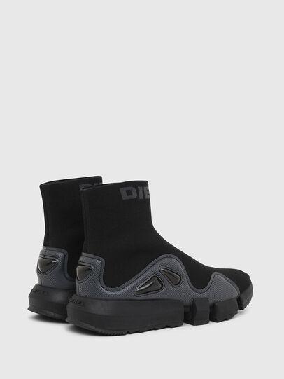 Diesel - H-PADOLA HSB W, Black - Sneakers - Image 3