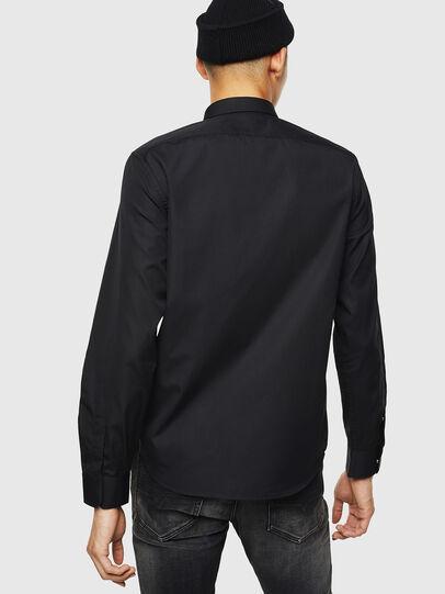 Diesel - S-MARLENE, Black - Shirts - Image 2
