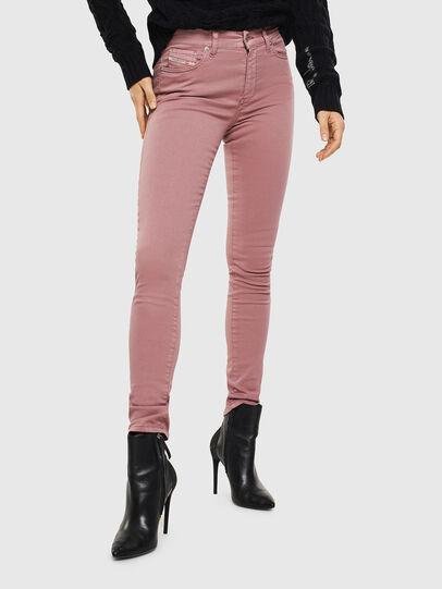 Diesel - D-Roisin 0096H, Pink - Jeans - Image 1