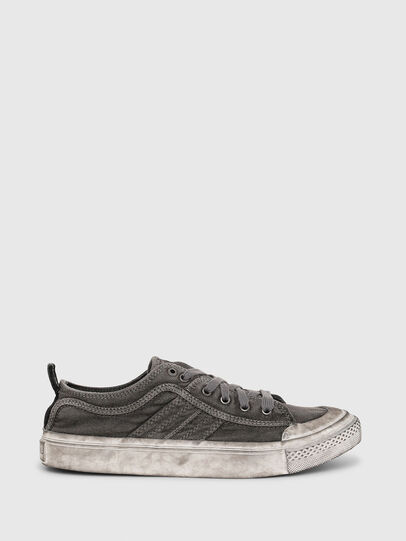 Diesel - S-ASTICO LOW LACE W, Grey - Sneakers - Image 1
