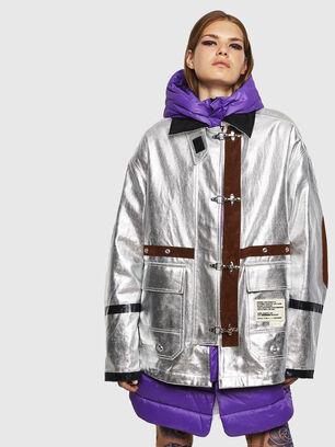 W-GELYA, Silver - Winter Jackets