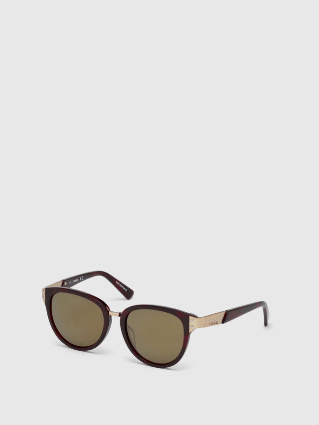Diesel DL0234, Brown - Eyewear - Image 4