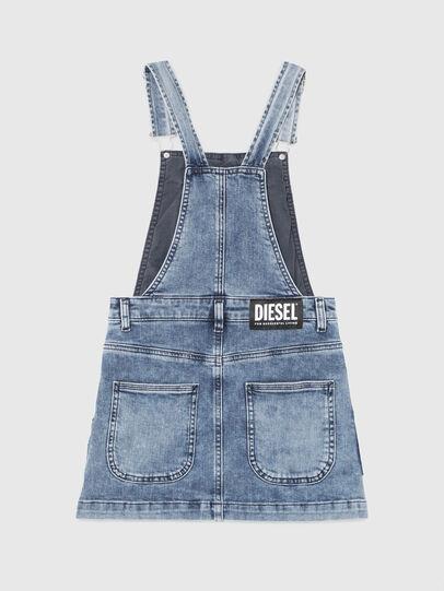 Diesel - DRIDGEX, Light Blue - Dresses - Image 2