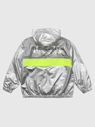 Diesel - JMATISE, Silver - Jackets - Image 2