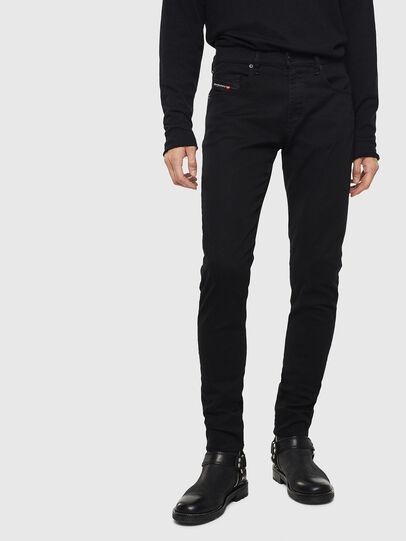 Diesel - D-Strukt 069JB, Black/Dark grey - Jeans - Image 1