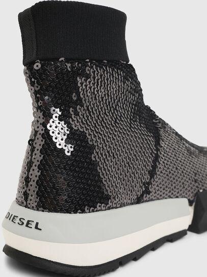 Diesel - H-PADOLA SOCK W, Black - Sneakers - Image 5