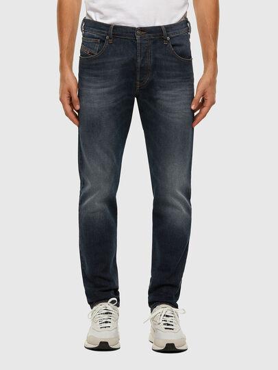 Diesel - D-Yennox 009EM, Dark Blue - Jeans - Image 1