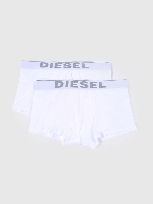 Diesel UMBX-KORYTWOPACK, White - Trunks - Image 1