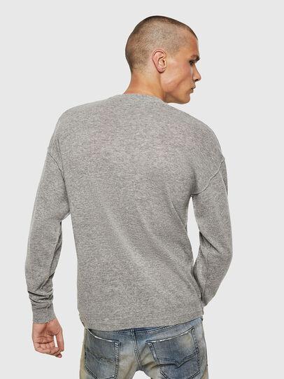 Diesel - K-LETO, Grey - Knitwear - Image 2
