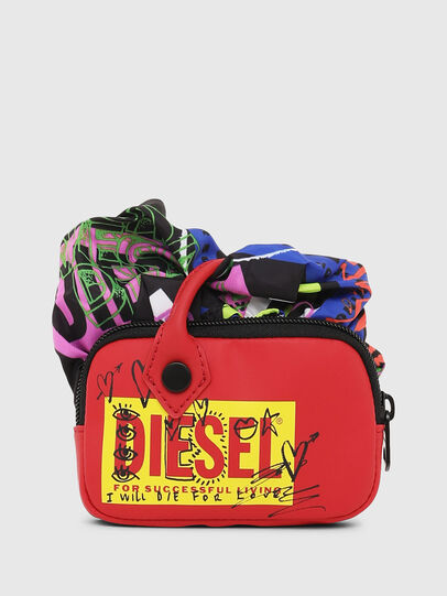 Diesel - SHOPPINA PAS, Red - Shopping and Shoulder Bags - Image 3